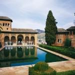 Alhambra. El Partal.