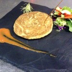 Tortilla Sacromonte